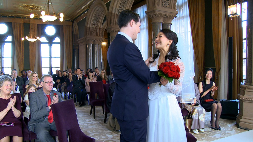 St Pancras Renaissance Hotel London wedding