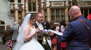 Wedding Lincoln's Inn Chapel